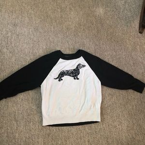 Banana republic dog sweater
